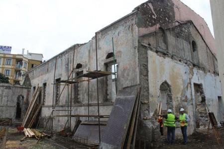 ՖՈՏՈ. Իշխանությունները Բաթումիի Սուրբ Փրկիչ կաթողիկե եկեղեցին հանձնել են վրաց ուղղափառ եկեղեցուն