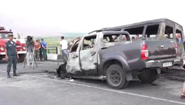 Զոդի կամրջի ողբերգական վթարի գործով ձերբակալվել է Toyota-ի վարորդ