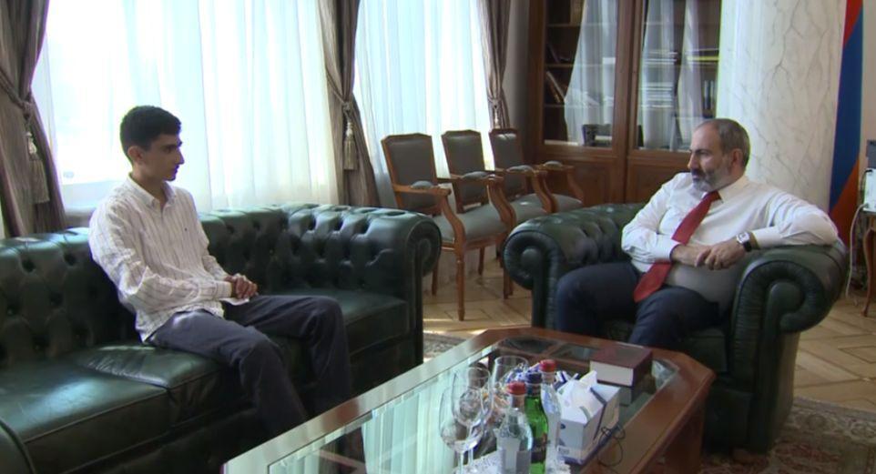 ՏԵՍԱՆՅՈՒԹ. Ինչի մասին են խոսել ՀՀ վարչապետն ու Միքայելը