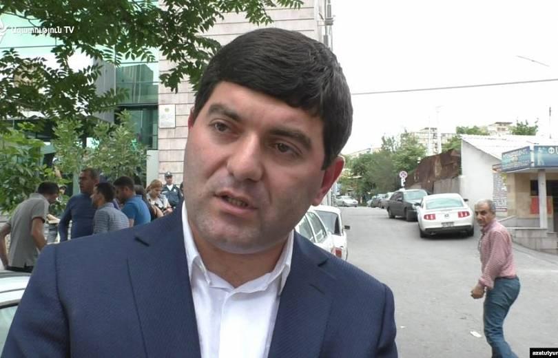 Մասիսի քաղաքապետը՝ ամբաստանյալի կարգավիճակում խոսում է քաղաքը ղեկավարելու մասին