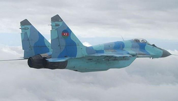 Ադրբեջանում ռազմական օդանավ է կործանվել