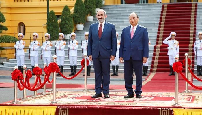 Պայմանավորվածություններ Վիետնամի և ՀՀ վարչապետերի միջև