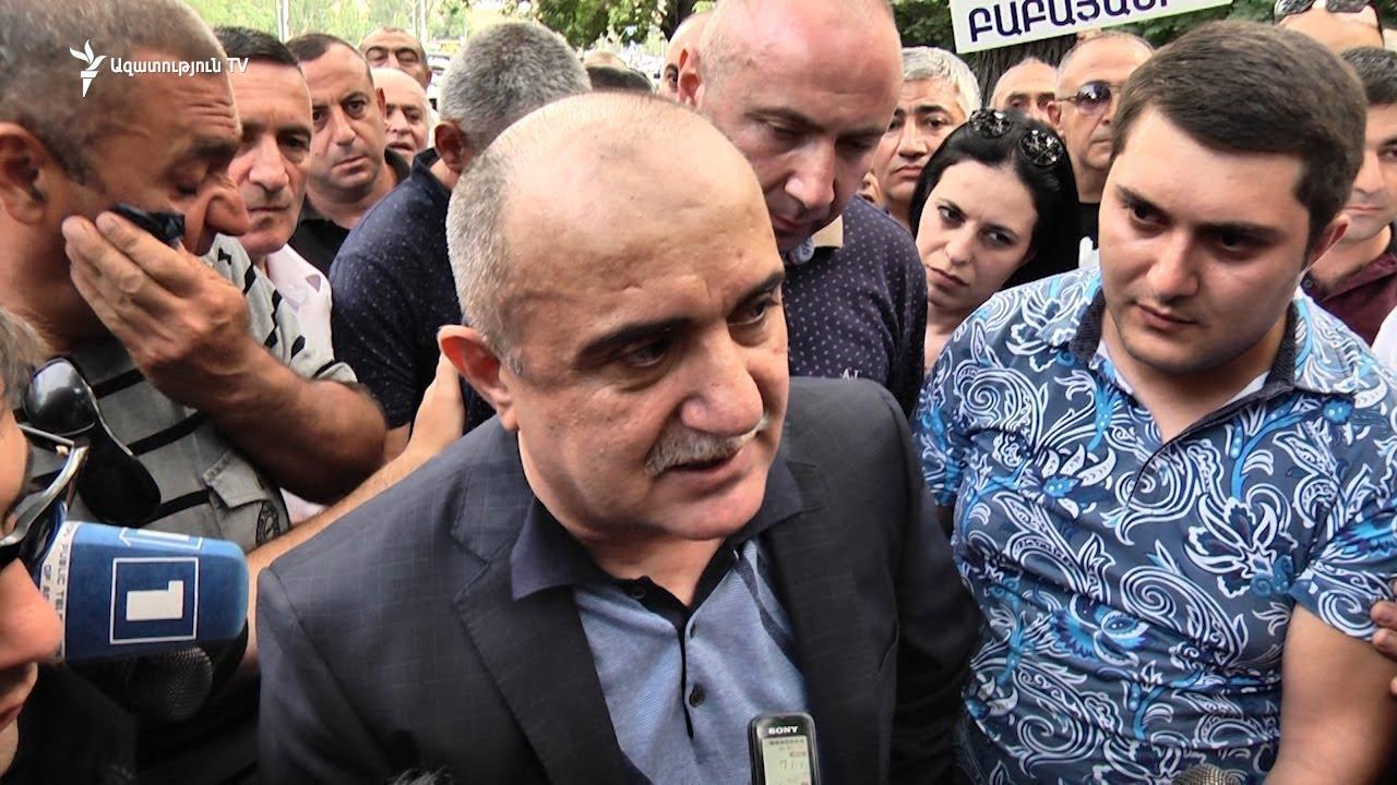 Անհանգստություն Արցախում. Սամվել Բաբայանը սպասում է իշխանության պատասխանին