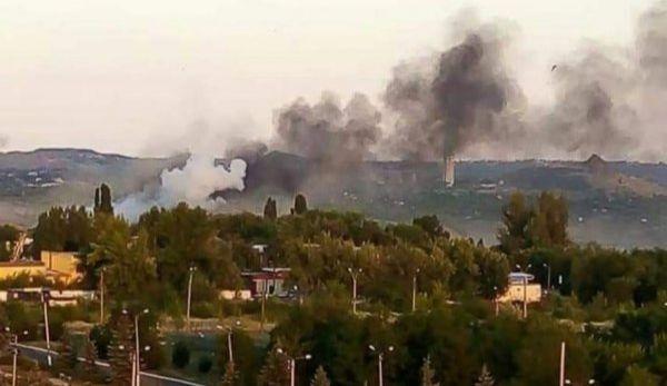ՏԵՍԱՆՅՈՒԹ. Ուկրաինայի զինված ուժերը ռմբակոծել են Պերվոմայսկը