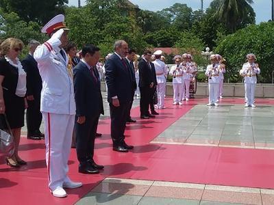 ՏԵՍԱՆՅՈՒԹ: ՀՀ վարչապետն արդեն Վիետնամում է