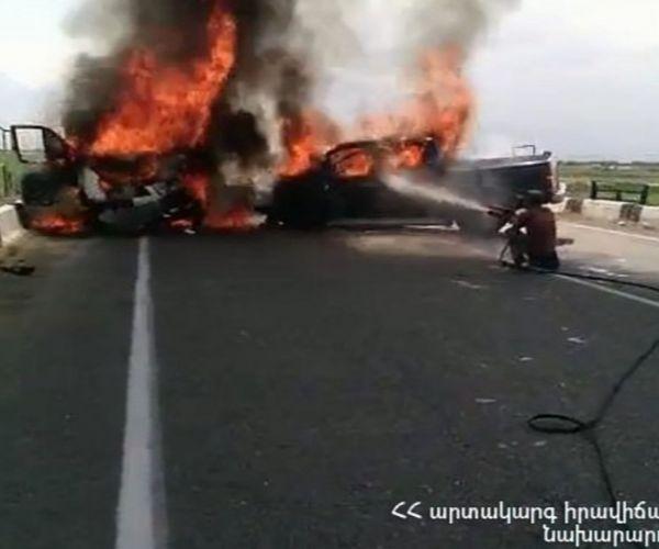Զոդի կամրջի ողբերգական վթարի գործով ձերբակալված «Տոյոտա Հիլուքս»-ի վարորդը կալանավորվեց