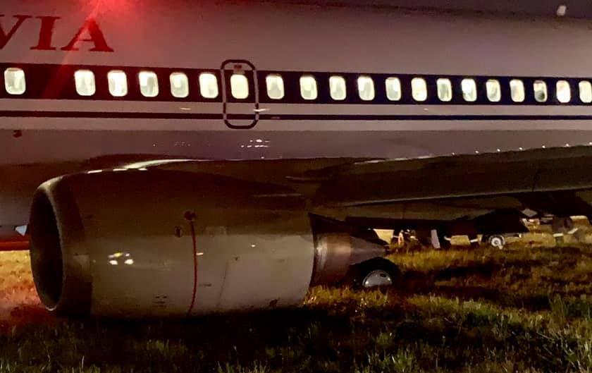 ՏԵՍԱՆՅՈՒԹ. Հրաշքով փրկվածները. 139 ուղևորով օդանավը վթարային վայրէջք է կատարել