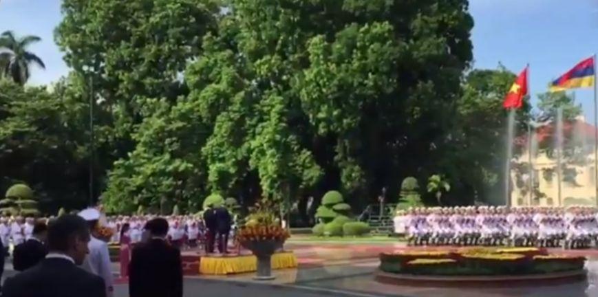 Ուղիղ միացում. Վիետնամի վարչապետը ընդունում է Նիկոլ Փաշինյանին