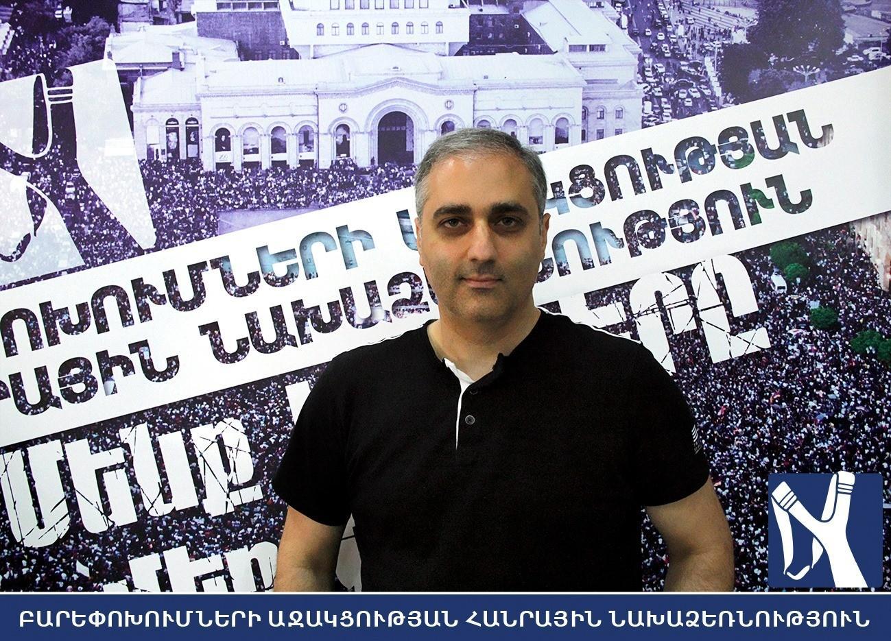 Հայկ Մարտիրոսյան. Պետք է Արցախը հայտարարել ՀՀ տարածք