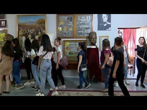 ՏԵՍԱՆՅՈՒԹ. Էդուարդ Բաբայանի աջակցությամբ աբովյանցի դպրոցականներն այցելել են մայրաքաղաքի թանգարաններ
