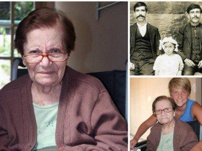 Արգենտինայում 98 տարեկան հասակում մահացել է Հայոց ցեղասպանությունից փրկված վերջին հայուհին