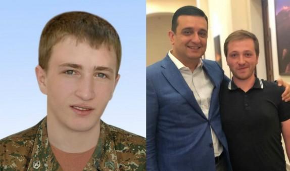 Ռոբերտ Աբաջյանի եղբայրն այսօրվանից աշխատելու է «Զինվորի տուն» վերականգնողական կենտրոնում