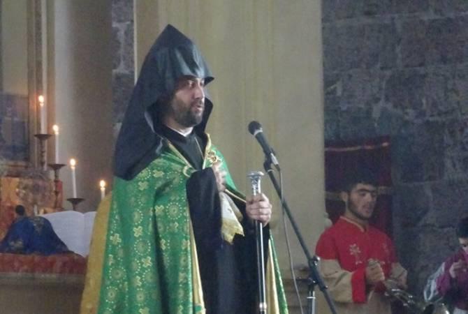 Հայ Առաքելական եկեղեցու Գեղարքունյաց թեմը նոր առաջնորդ ունի