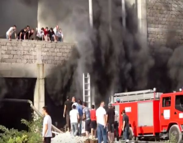 Երեւանում «Մալաթիա մոլ»-ում բռնկված հրդեհի հետևանքով տուժածների թիվը հասել է 6-ի. 2-ն այրվածքաբանական կենտրոնում են