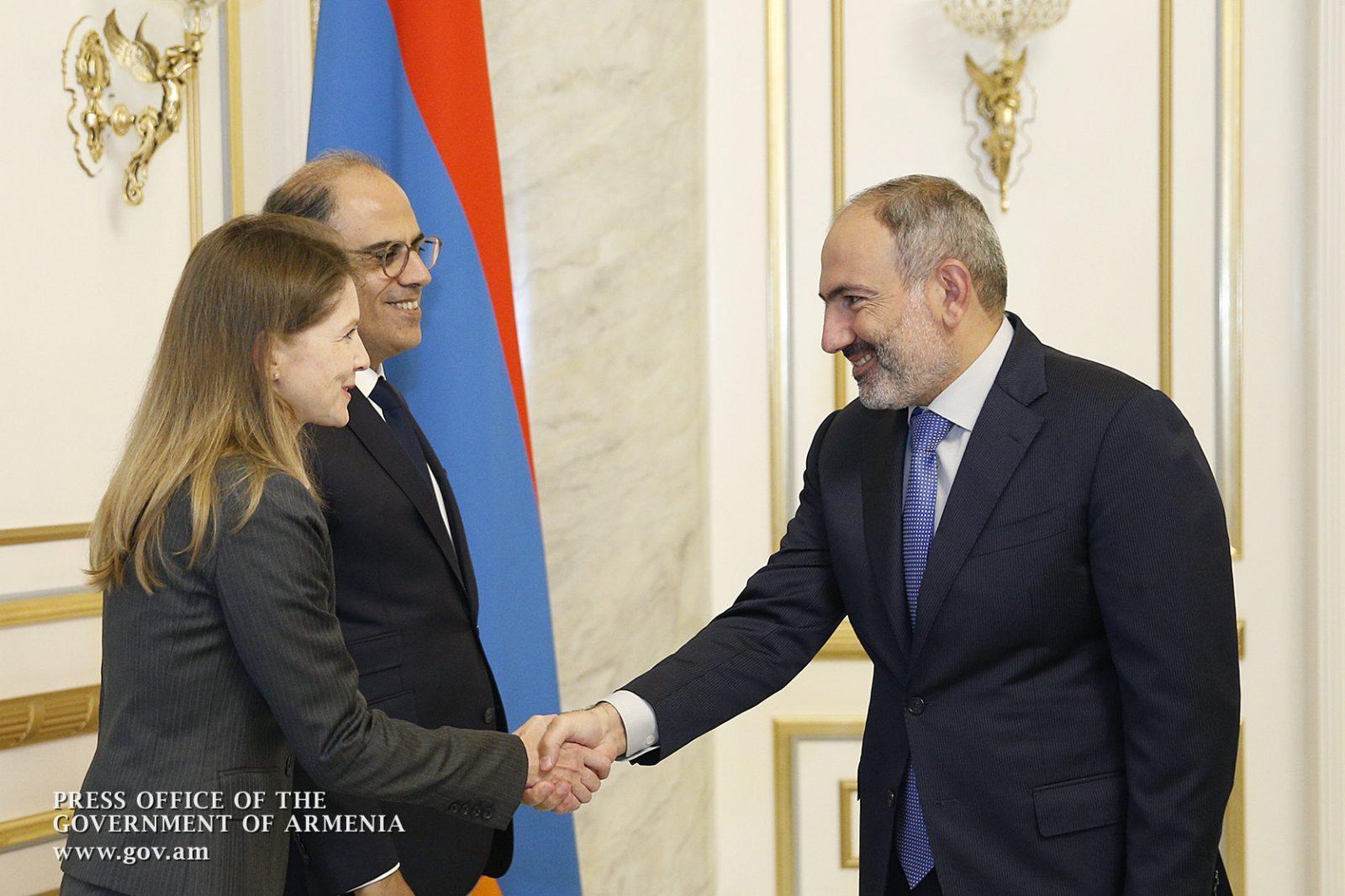 Հայաստանը հուսալի գործընկեր է ԱՄՀ համար. Ջիհադ Ազուր