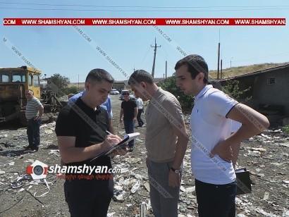 Առեղծվածային դեպք Երևանում․ Բուռնազյան փակուղով անցնող ջրանցքում դի է հայտնաբերվել