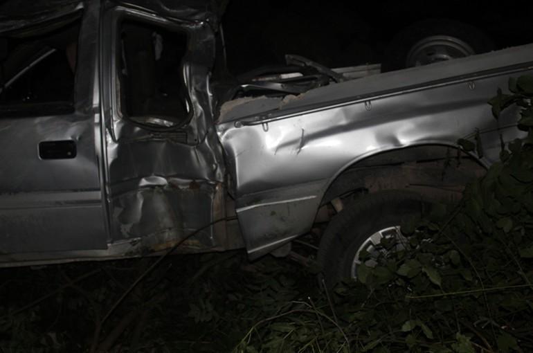 Արցախում մեքենան գլորվել է ձորը. 1 մարդ տեղում մահացել է, 4 վիրավորները տեղափոխվել հիվանդանոց