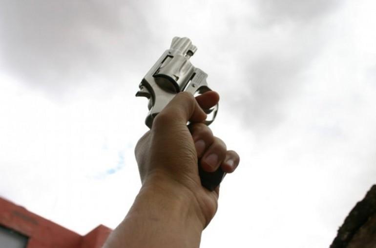 Քաղաքացին վիճաբանությունը դադարեցնելու նպատակով պատուհանից օդ է կրակել
