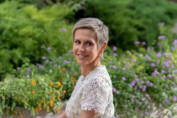 Ես հաղթահարեցի քաղցկեղը. Սիրիայի առաջին տիկին