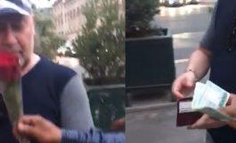 ՏԵՍԱՆՅՈՒԹ. Ինչպե՞ս է Թաթա Սիմոնյանը Փարիզում հայկական դրամով վարդ գնում