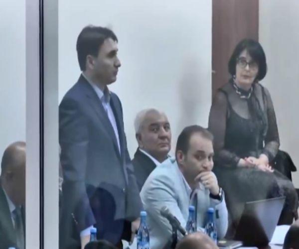 ՏԵՍԱՆՅՈՒԹ. «Իմ խնամքին երեք անչափահաս երեխա կա»․ նախկին փոխվարչապետ Արմեն Գրիգորյանը դատարանում է