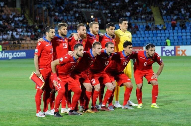 Հայաստանի հավաքականը բարելավել է դիրքերը ՖԻՖԱ-ի վարկանիշային աղյուսակում