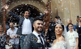 Ֆոտո. Womens Club-ի Գրիգը եւ պարուհի Սոնա Եսայանն ամուսնացել են