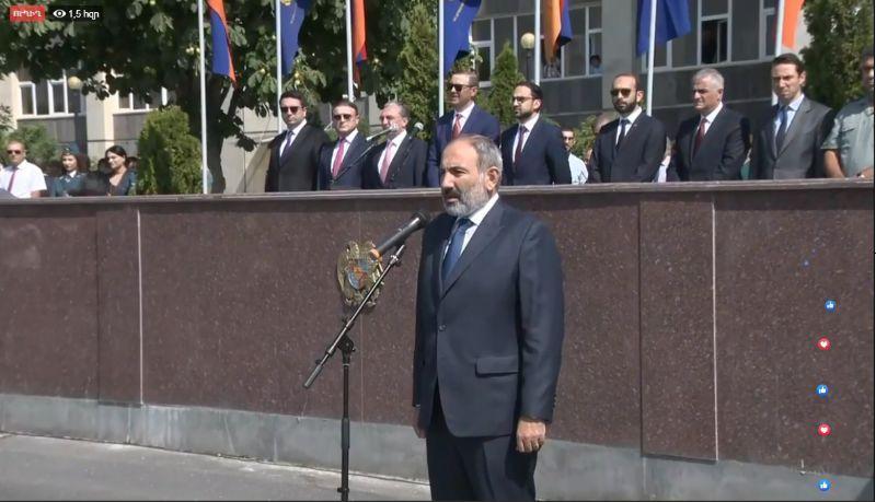 Ուղիղ միացում. ՀՀ վարչապետը մասնակցում է ԱԻՆ աշխատողի մասնագիտական օրվան նվիրված միջոցառմանը