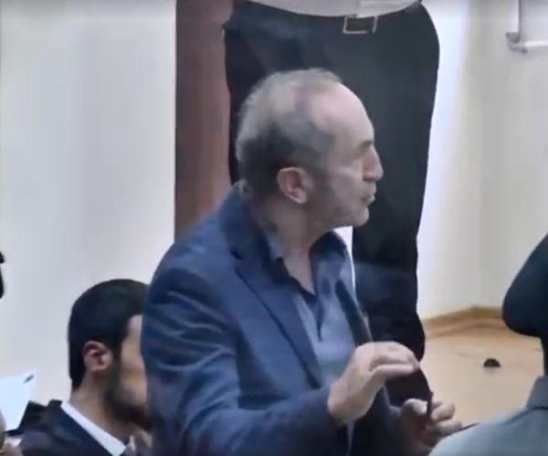 Ի պաշտպանություն Ռոբերտ Քոչարյանի հայտարարությանը նոր անձինք են միացել