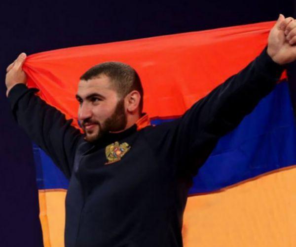 ՏԵՍԱՆՅՈՒԹ. Սիմոն Մարտիրոսյանը ռեկորդ սահմանեց և հռչակվեց աշխարհի չեմպիոն
