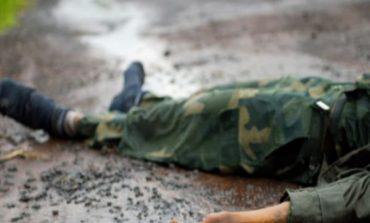 Ադրբեջանը հայտնում է սպանվածի մասին