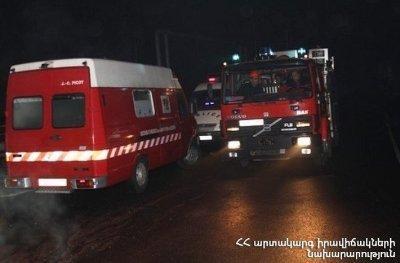 Խոշոր հրդեհ՝ «Բուլվար Հոթել» հյուրանոցում. տարհանվել է 46 մարդ