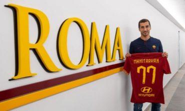 «Ռոմա»-ն ցանկանում է Մխիթարյանին հիմնական պայմանագիր առաջարկել