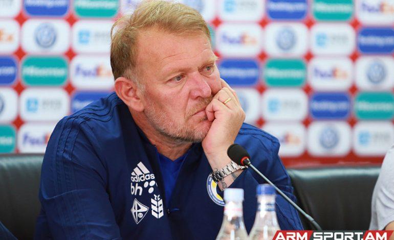 Հայաստանից կրած պարտությունից հետո Բոսնիա և Հերցեգովինայի հավաքականի մարզիչը հրաժարական է տվել