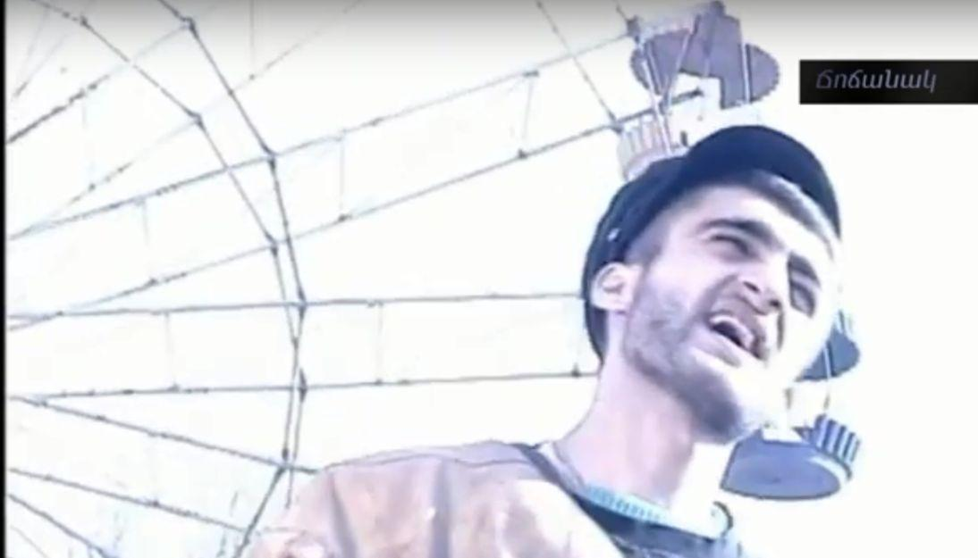 ՏԵՍԱՆՅՈՒԹ. «Ննջես խաղաղությամբ». Վահե Դավթյան «Ճոճանակ» երգի տեսահոլովակը համացանցում է