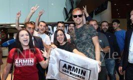 ՏԵՍԱՆՅՈՒԹ. Երևան է ժամանել աշխարհահռչակ դիջեյ Արմին Վան Բյուրենը