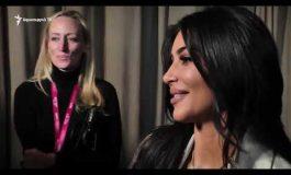 ՏԵՍԱՆՅՈՒԹ. Քիմ Քարդաշյանը պատասխանում է հայաստանցի լրագրողների հարցերին