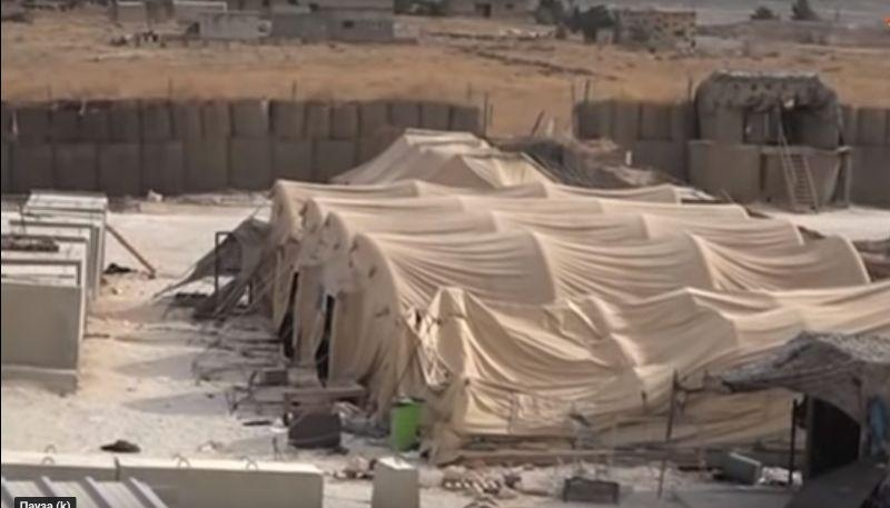 Բացառիկ տեսանյութ՝ Սիրիայի Մանբրիջում լքված ԱՄՆ-ի ռազմաբազայից