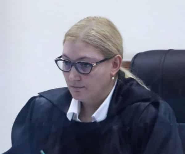 Դատավոր Աննա Դանիբեկյանը հերթական անգամ մերժեց