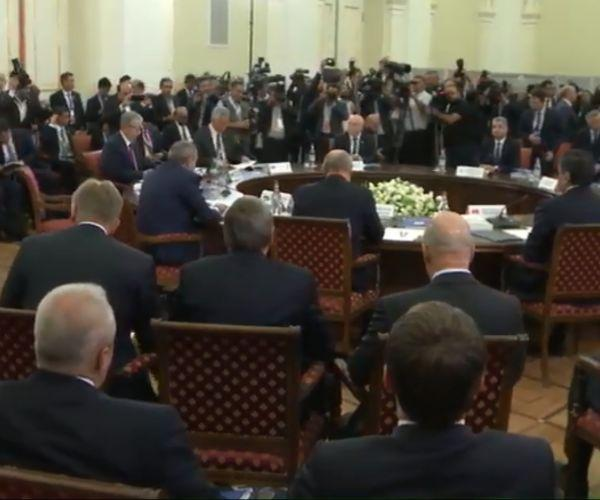 Ուղիղ միացում. Եվրասիական տնտեսական բարձրագույն խորհրդի ընդլայնված կազմով նիստը