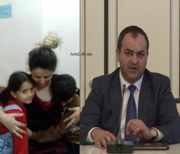 «Ովքե՞ր են առևանգել երեխայիս և հիմա որտե՞ղ է նա գտնվում». Հայկուհի Խաչատրյանը՝ ՀՀ գլխավոր դատախազին