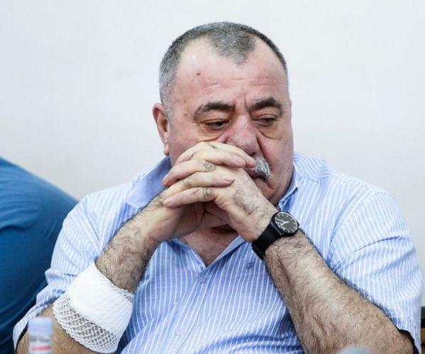 Դատարանը մերժել է Մանվել Գրիգորյանին գրավի դիմաց ազատ արձակելու պաշտպանների միջնորդությունը