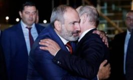 ՏԵՍԱՆՅՈՒԹ. Եվս 1,5-ժամանոց հանդիպում ունեցա ՌԴ նախագահի հետ՝ «Զվարթնոց» օդանավակայանում. Փաշինյան