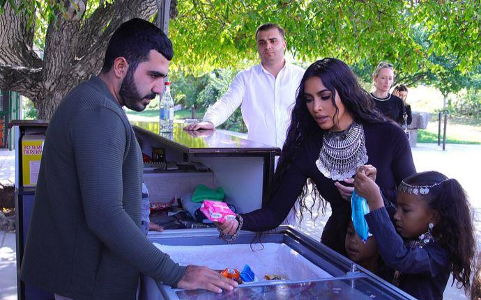 Քարդաշյանների նոր լուսանկարները՝ Հայաստանից
