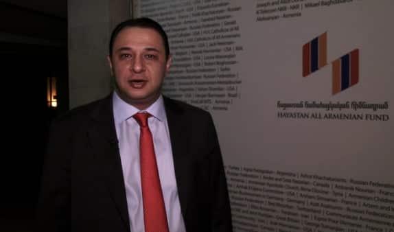 Դատարանի որոշումը` Համահայկական հիմնադրամի նախկին տնօրեն Արա Վարդանյանի մասով