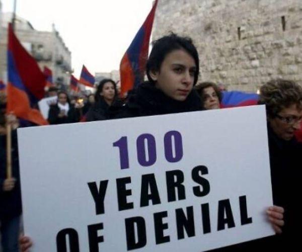 Իսրայելում կոչ են անում հետևել ԱՄՆ-ում քվեարկության օրինակին և ճանաչել Հայոց ցեղասպանությունը
