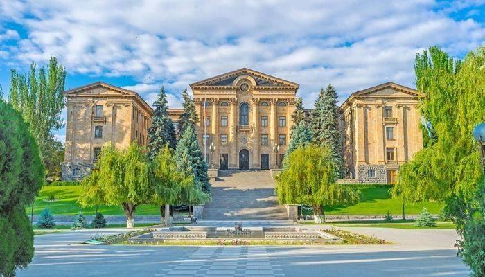 Հայաստանի խորհրդարանի շենքը Independent-ի ամենագեղեցիկ շենքերի հնգյակում է