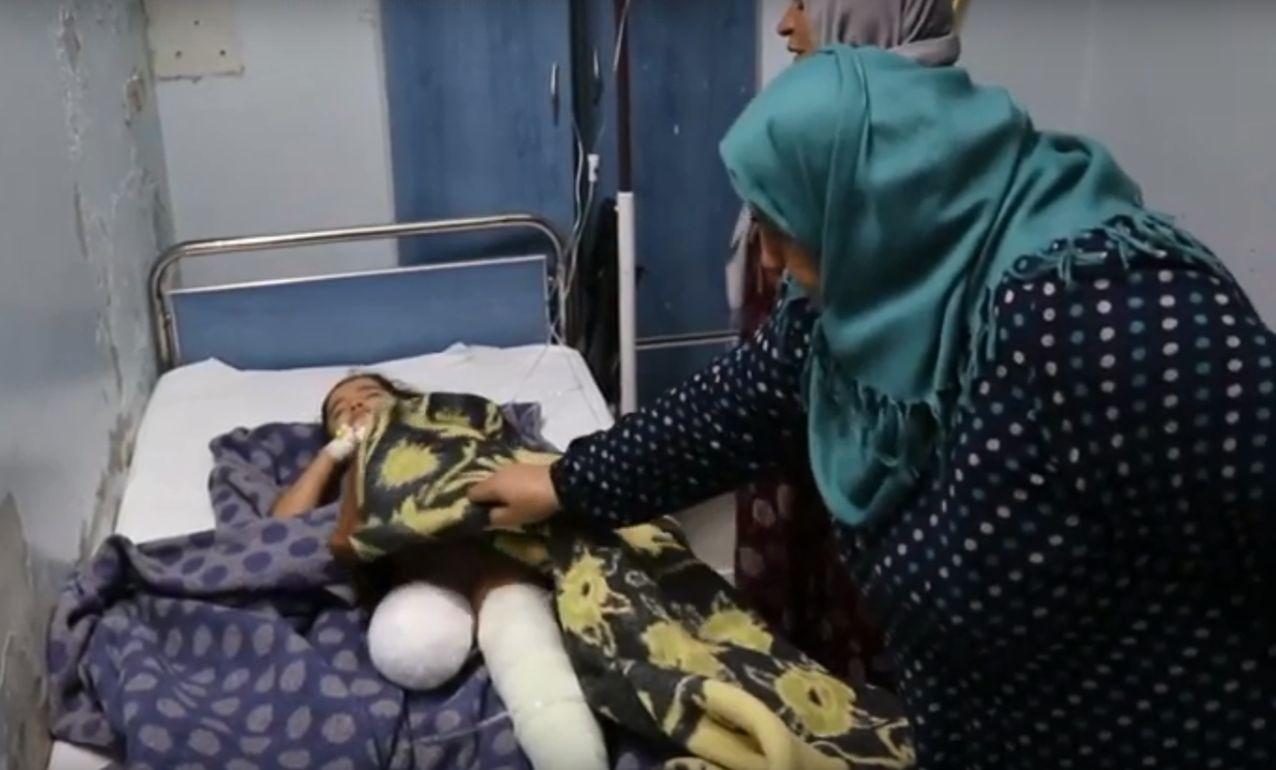 ՏԵՍԱՆՅՈՒԹ. ՖՈՏՈ. Թուրքիան կրկին ռմբակոծում է Քամիշլոն. (թույլ նյարդեր ունեցողներին՝ չդիտել)
