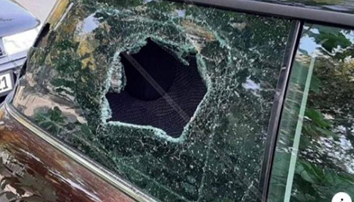Կոտրել են ԱԺ պատգամավոր Քրիստինե Պողոսյանի ավտոմեքենայի ապակիները