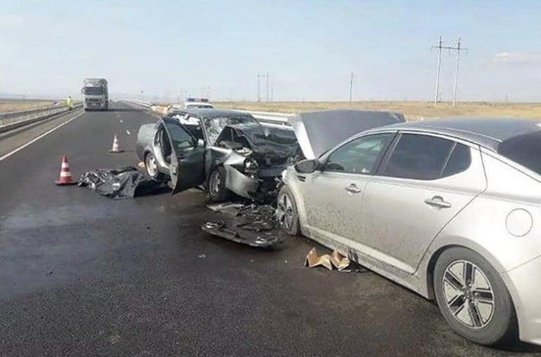 Ղրիմում հայկական համարանիշով մեքենայի մասնակցությամբ վթարի հետևանքով 3 մարդ է մահացել